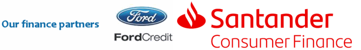 Our Finance Partners - Ford Credit and Close Motor Finance